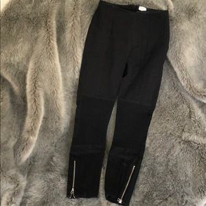 Wilfred black pants